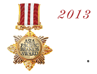 Asia Pacific Brands Awards 2013
